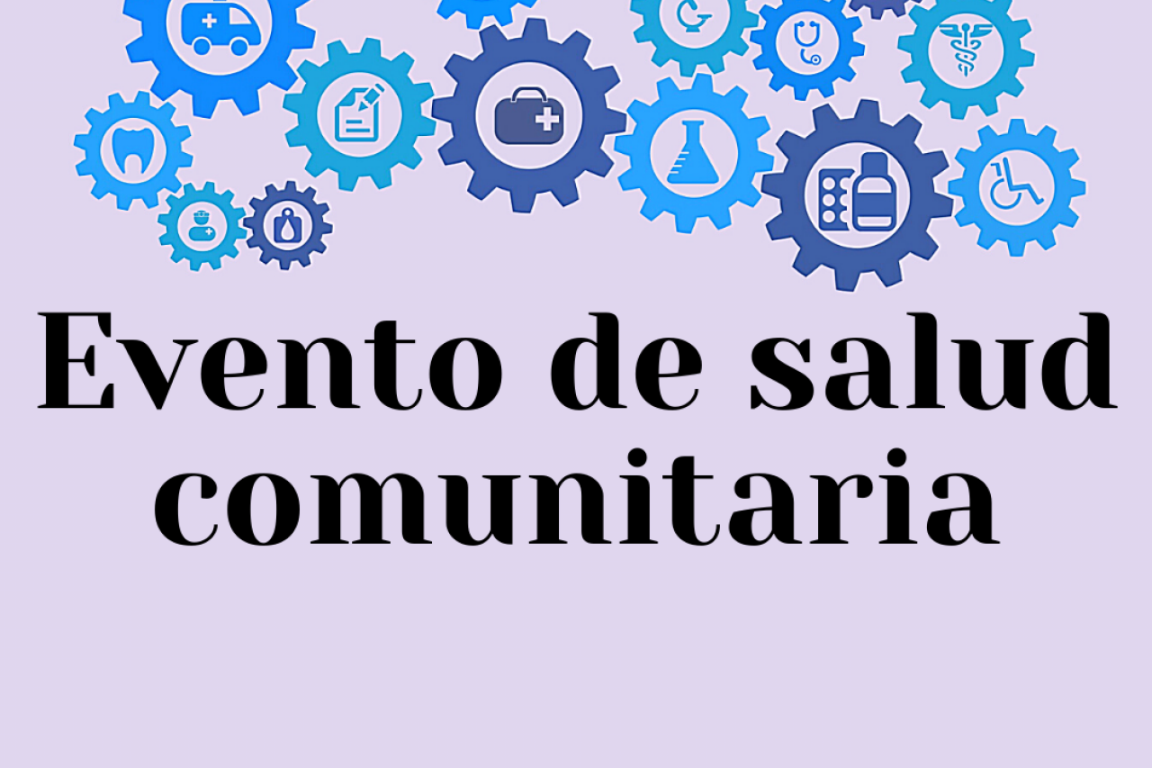 Evento de salud communitaria
