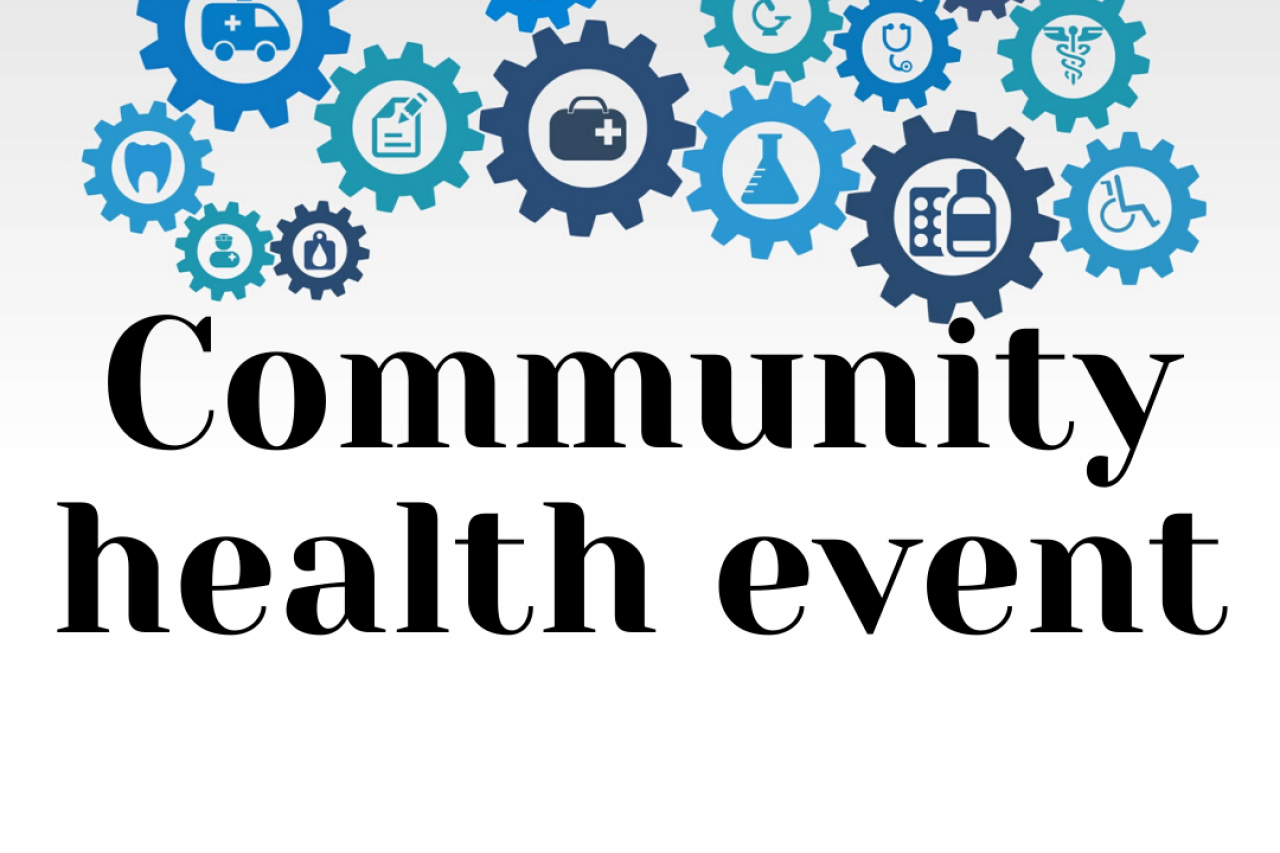 community health event