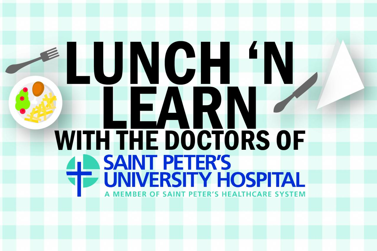 saint peter's lunch n learn