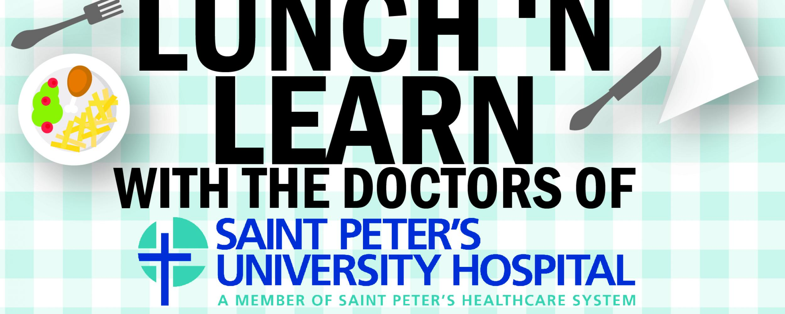 lunch n learn with the doctors